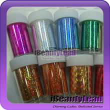 Heat sale nail transfer foil nail foil nail crushed shell strip