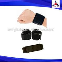 Promotion Basketball Tennis Wrist band Wrist Support brace Wrist Protector