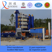 China professional machinary supplier bitumen batching plant