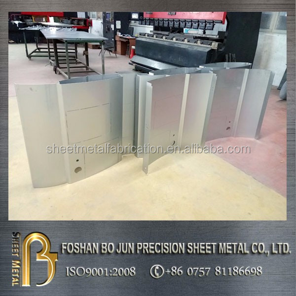 Alibaba China suppliers custom stainless steel sheet metal fabrication