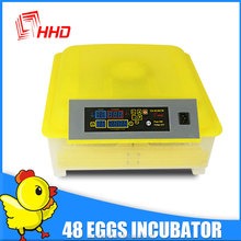 2017 New egg setter incubator hatcher for 48 eggs incubator