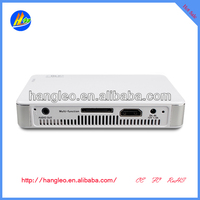Highest Brightness 1000 ansi Lumens HD 1080P Mini LED Projector Convert 2D to 3D Projector