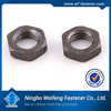 Made in China fastener manufacture&exporter&supplier standard size bolt and nut