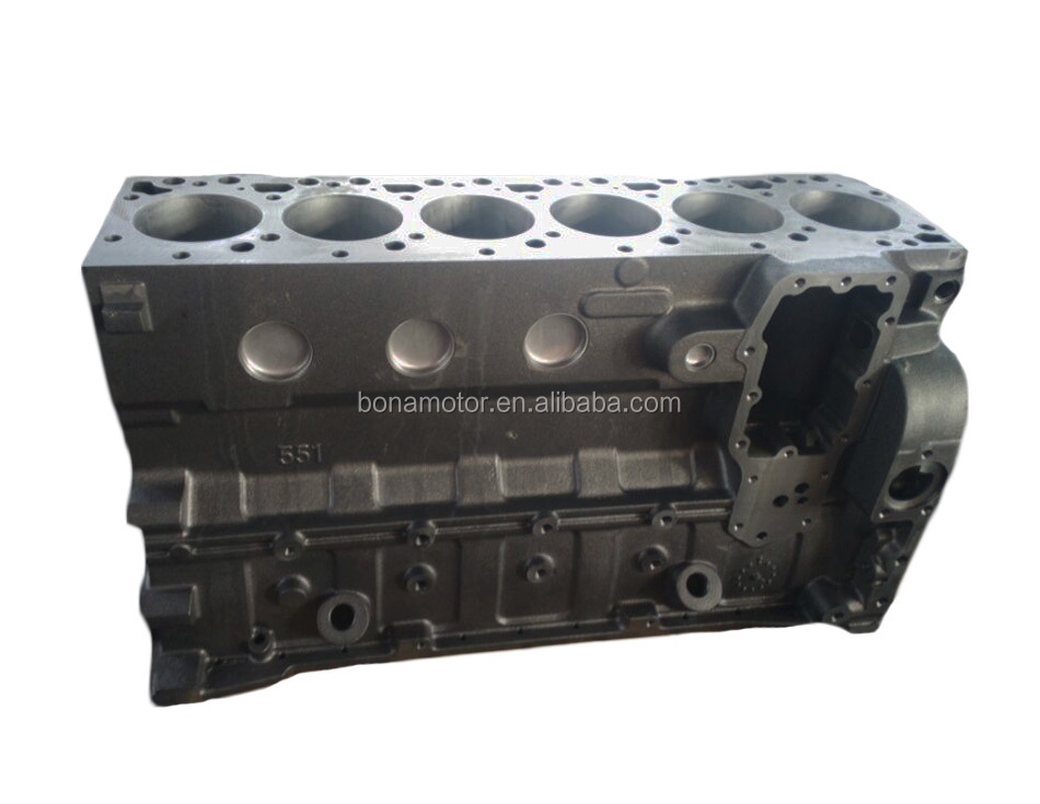Auto Engine Block for KOMATSU 6D102 6BT5.9 Cylinder Block