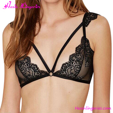 Accept Paypal Black Bralette No Paded Bra <strong>Sexy</strong> Lingerie Lace <strong>Underwear</strong>