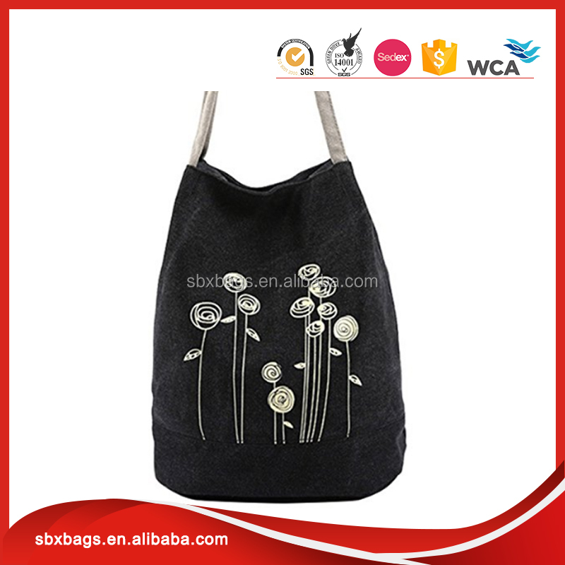 Promotional Cheap canvas handbag