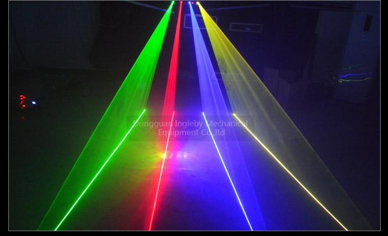Newindoor outdoor christmas laser lights red green blue yellow white laser light show equipment - Outdoor laser light show ...
