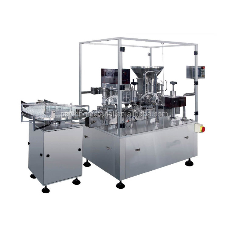 Low price High quality (FG-KFS2-B) KFS series injection vial powder filling machine