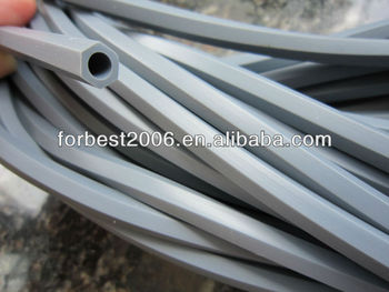 Hexagon Silicone rubber tubing