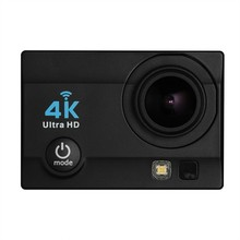"V3 Action Camera Ultra HD 4K/30FPS 1080P/60FPS WiFi 2.0"" LCD 16MP 170 Degree Wide-Lens Go pro style Sports Camera"