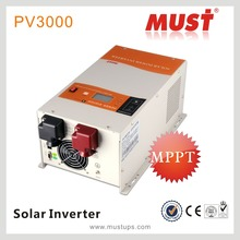 <MUST>1000W to 3000W High Quality Variable Frequency Hybrid Solar Inverter
