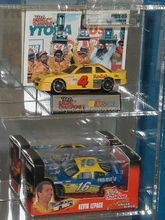 1/64 Clear Acryli Diecast Display Holder , Acrylic Display Box Holds Larger 1/ 64 Cars All Styles and Sizes