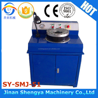 Hydraulic Hose Fitting/Nut Crimping Machine