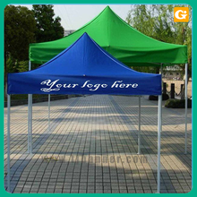 Advertising foldable tent canopy