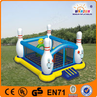 fun world inflatable sports toys for children and adults