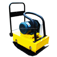 Alibaba china honda gasoline/diesel vibrator plate compactor with factory price
