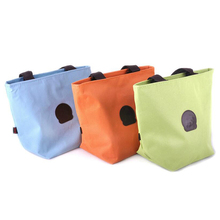 Wholesale high quality recycled insulated fridge cooler bag