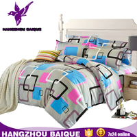 Polyester Colorful Good Choice Wholesale MR Price Home Bedding