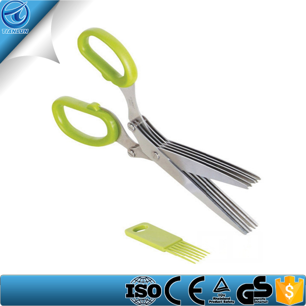 Shredding Paper Shredding Vegetables Scissors Ideal For Kitchen Uses