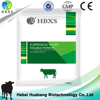 veterinary antibiotic powder 10% florfenicol powder poultry cattle sheep use