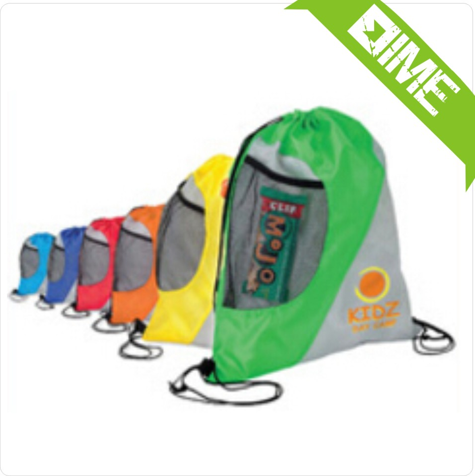 OEM Desig Promotion Cheap Drawstring Bag