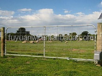 Field fence gate,deer fence gate,farm gates and fences - good quality (factory)