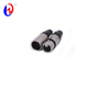 XLR connector male female 6 pin xlr cannon plug with xlr microphone cable
