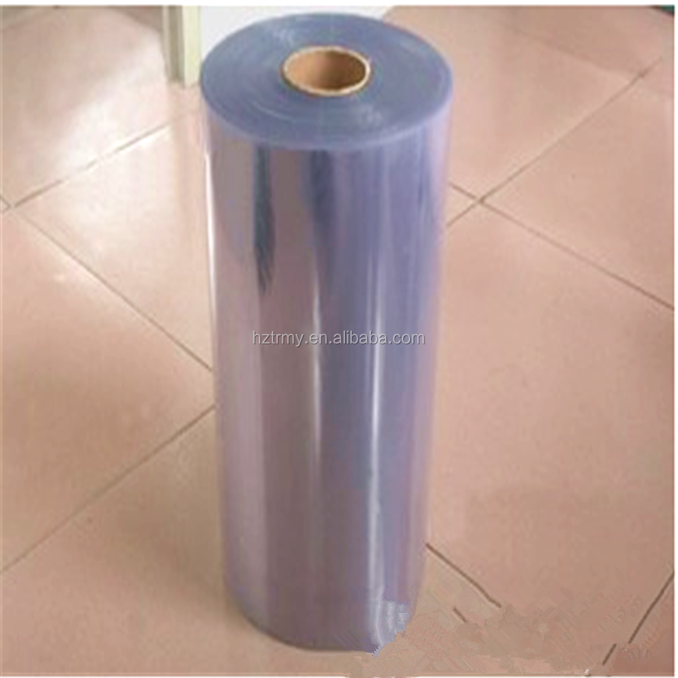 High quality pvc a4 clear plastic sheet for folding boxes