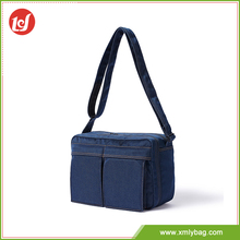High quality disposable europe style tote clothing bag for shopping