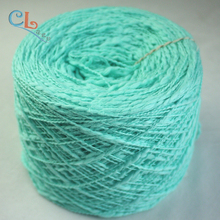 Good service yarn for knitting a scarf hand wholesale fancy