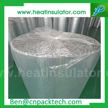 Sliver Reflective Bubble Foil Attic Insulation