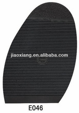 E046 Shoes Material Accessory,Rubber Soles For Shoe Making