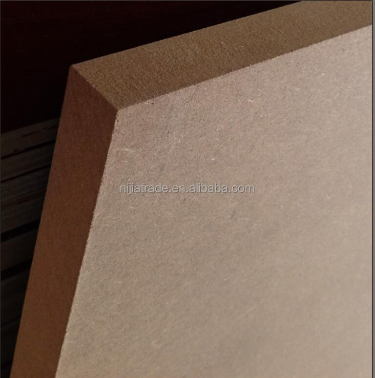 Wood grain laminate 20mm thick mdf board
