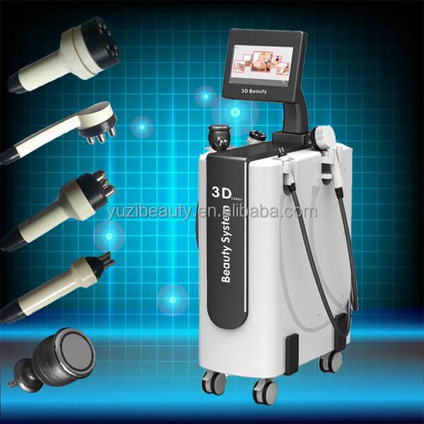 New arrival Multifunction RF&cavitation &lizer lipolysis machine for beauty salon
