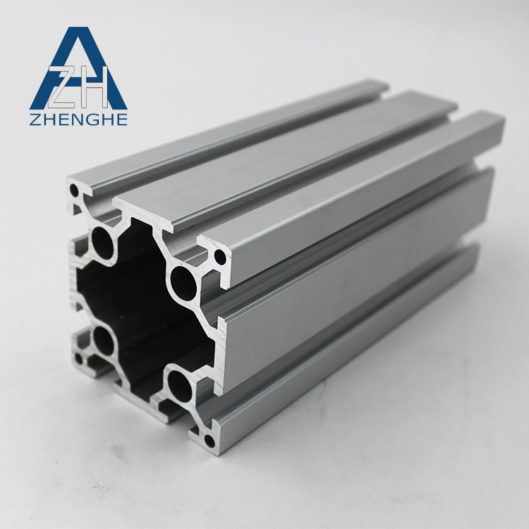 6063 t5 made in China T-slot <strong>aluminum</strong> profiles 40 series extrusion