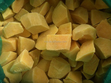 Suply Frozen IQF sweet diced potato