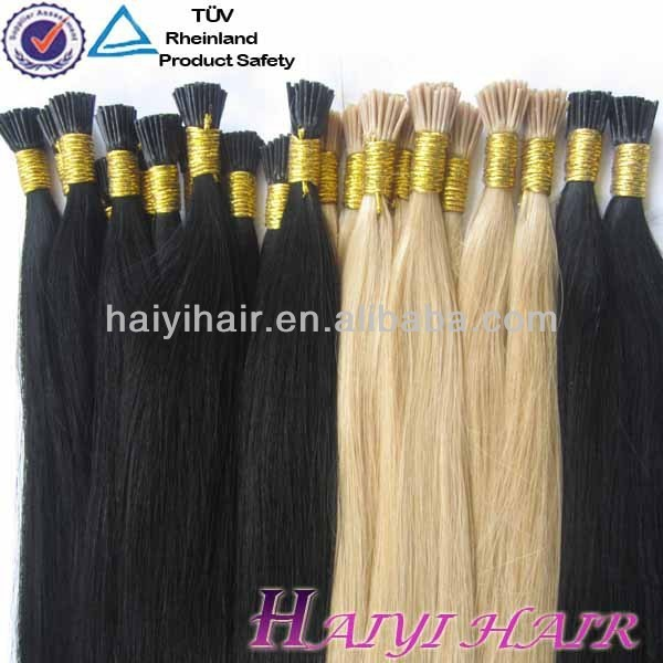 Double Drawn!!!100% Red Color Indian Remy Human Hair Weaving