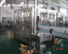 Automatic 8000bph mineral water plant /packaged drinking water/water filling project