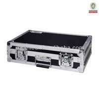 MLDGJ58 Hot selling well design black aluminum flight tool case with beauty butterfly lock