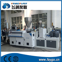 PVC pelletizer PVC granules making machine plastic granulating machine