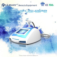 World Most Advanced High Intensity Focused Ultrasound Tech Beautiful Designed Portable Effective HIFU Slimming Machine