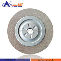 High quality abrasive flap wheel for grinding