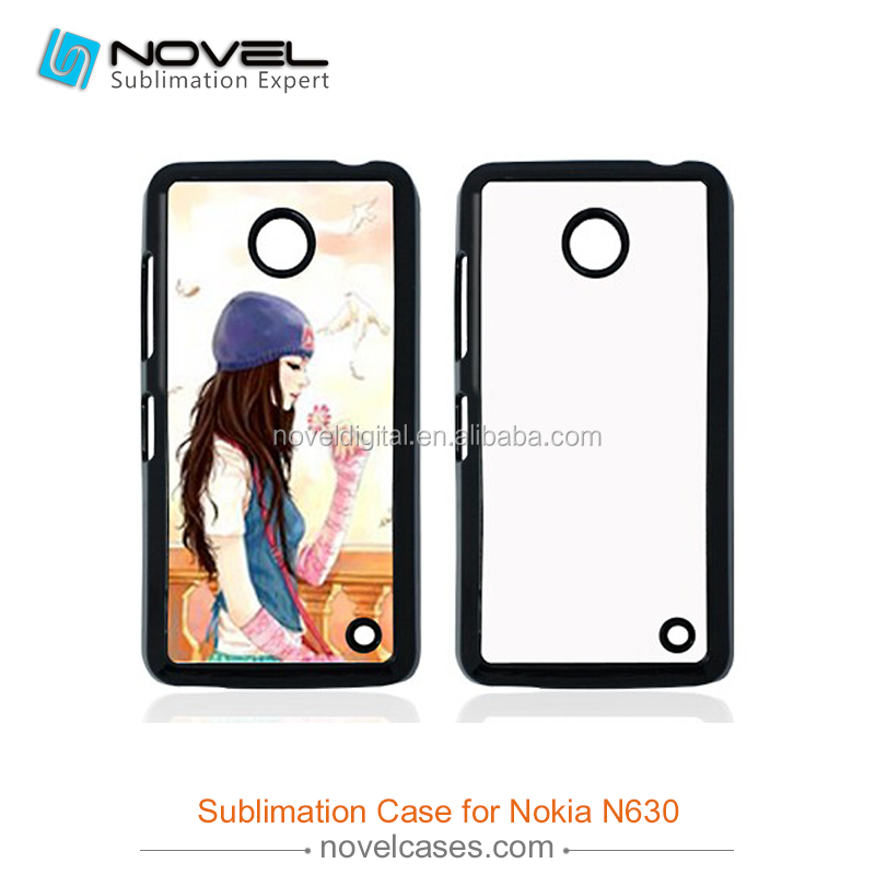 custom design sublimation cell phone covers for Nokia N630