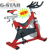 GS-8909 New Design Indoor Commercial Spin Bike/commercial gym