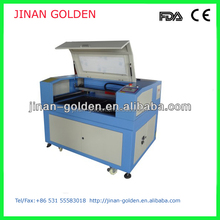 80w co2 laser machine with contour cutting and engraving cylindrical, with a maximum working table 600mmx90mm