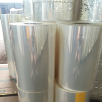 Ruiya China Manufacturer Supplier Custom Soft Moisture Proof Cast PVC Shrink Film For Packing