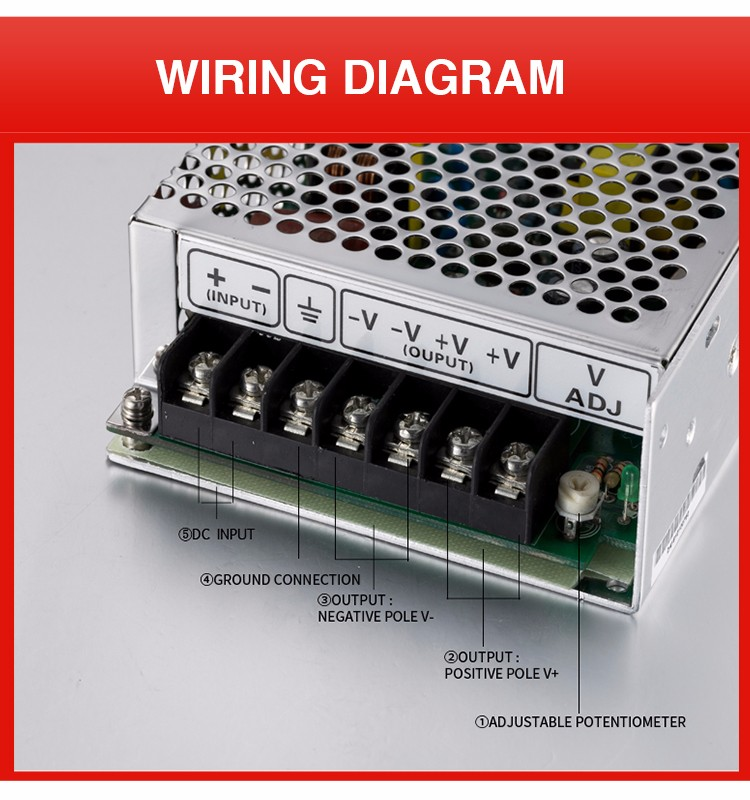 SD-100C-12 100% test 2 years warranty 36-72vdc input 100w 12v output dc to dc converter