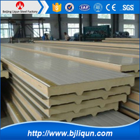 2016 polyurethane insulation panels for cold room