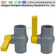 "ChangCheng 1/2"" - 4"" Female Connection Plastic Water Ball Valve Handle Lock"