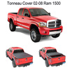 pickup truck accessories folding hard tonneau cover for 02-08 Ram 1500
